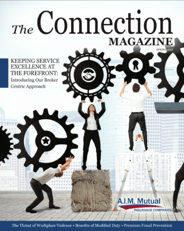 The Connection Magazine Spring 2017