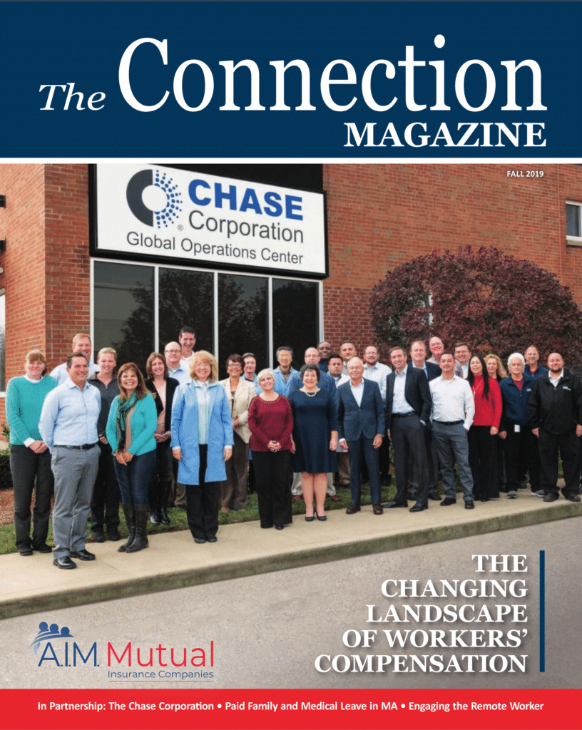 The Connection Magazine Fall 2019