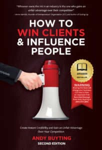 How to win clients and influence people