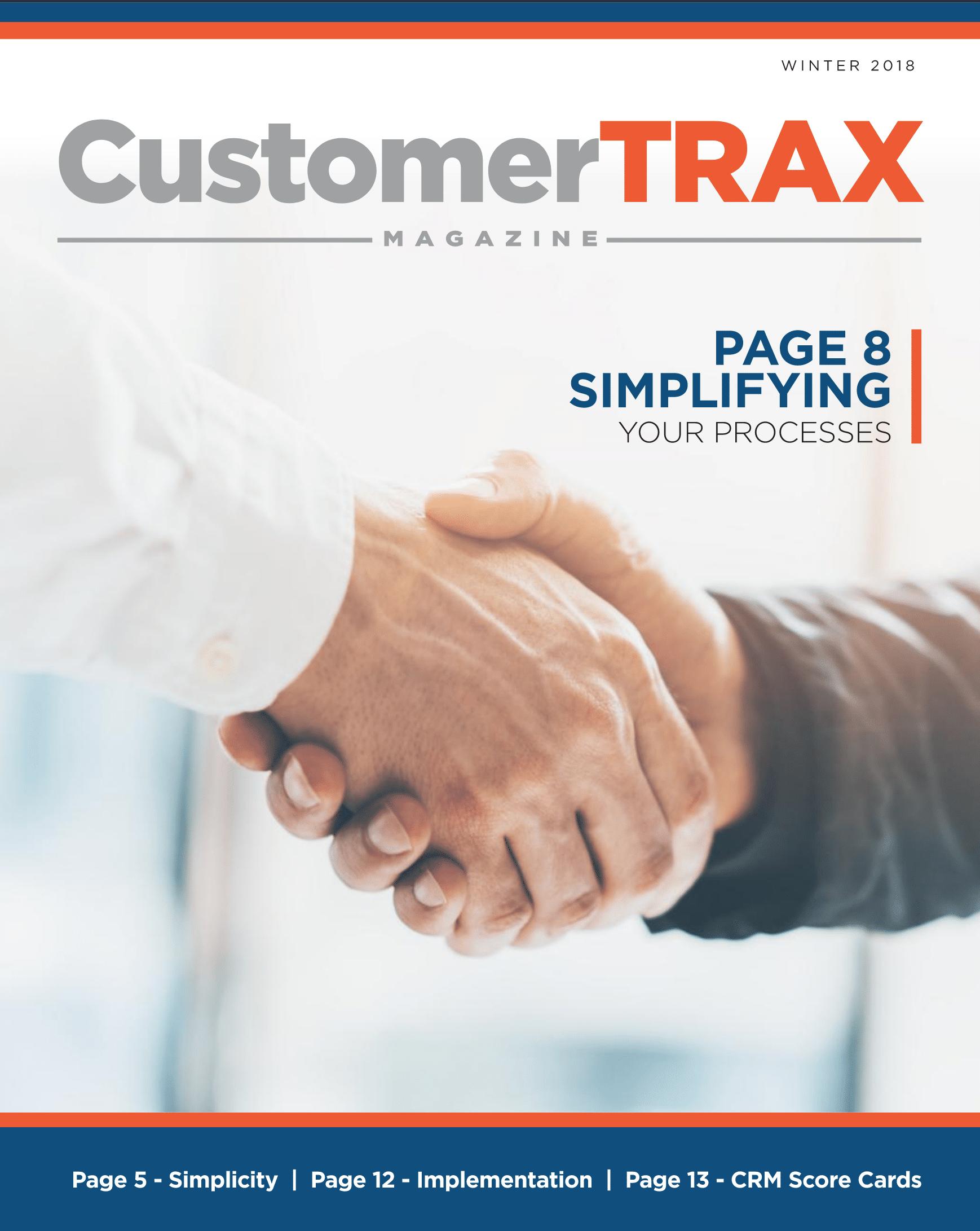 CustomerTrax Magazine