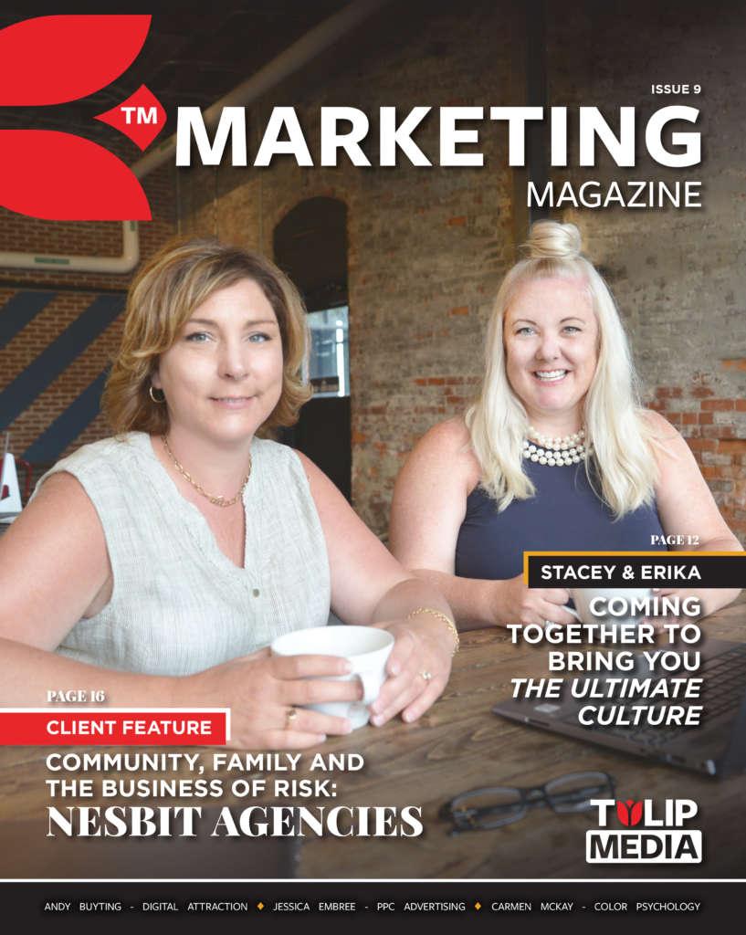 TM Marketing Magazine Issue 9
