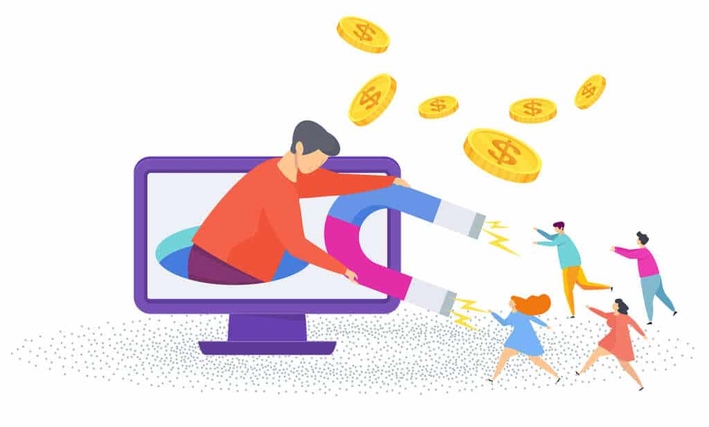 Digital Marketing Attraction