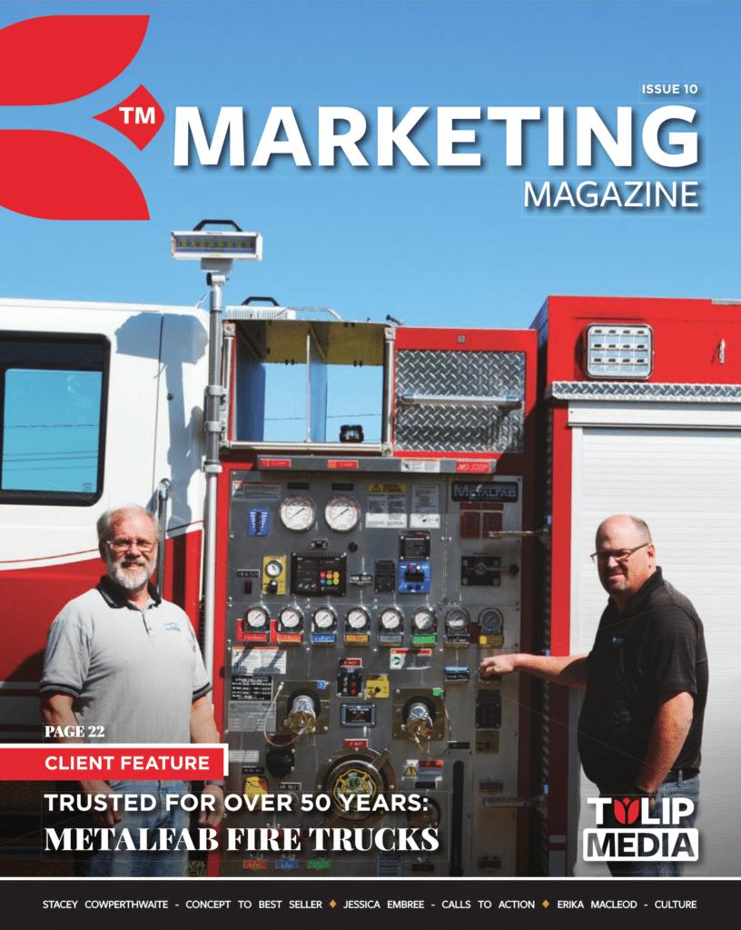 TM Marketing Magazine Issue 10