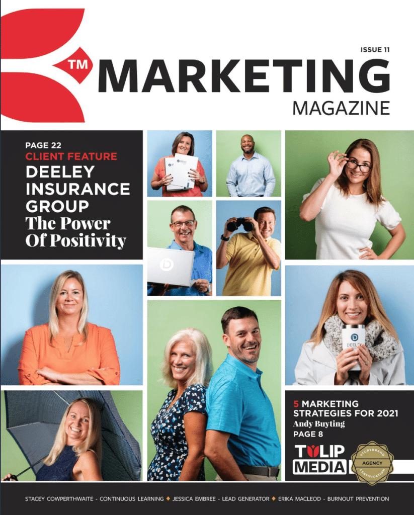 TM Marketing Magazine Q1