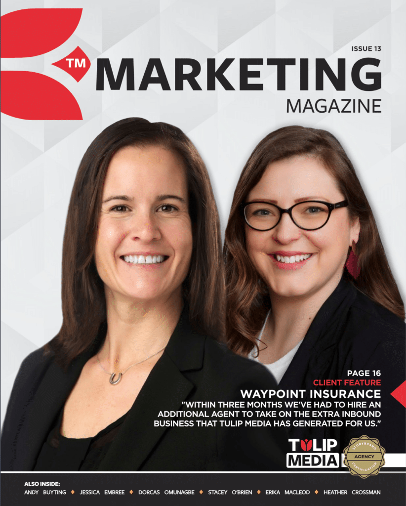 Tulip Media Marketing Magazine