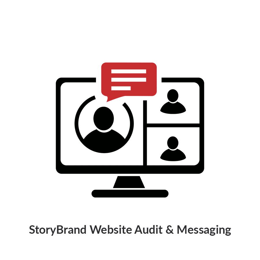 Storybrand Website Messaging